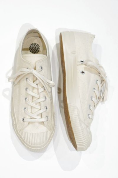 "画像2: ""PRAS"" SHELLCAP LOW (KINARI/OFF WHITE)"