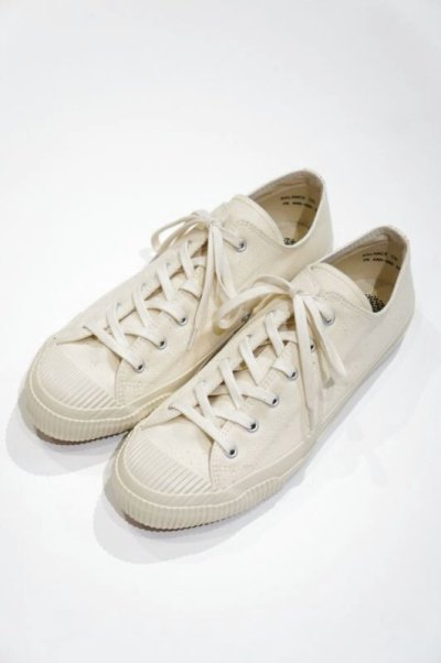 "画像1: ""PRAS"" SHELLCAP LOW (KINARI/OFF WHITE)"