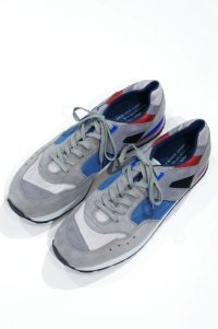 REPRODUCTION OF FOUND FRENCH MILITARY TRAINER(GRAY)