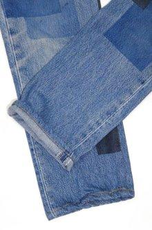 他の写真2: Yoused Play vintage Remake spray art denim pants