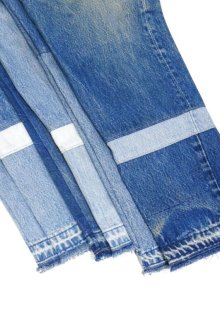 他の写真3: Yoused 4 pieces patchwork denim pants
