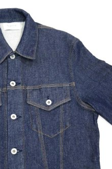 他の写真2: FLISTFIA Denim Jacket(Indigo)