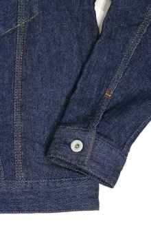 他の写真3: FLISTFIA Denim Jacket(Indigo)