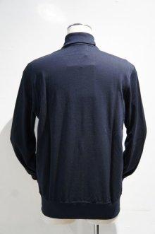 他の写真1: FLISTFIA Zip Cardigan(Dark Navy)