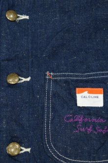 他の写真3: CAL O LINE EMB ENGINEERS JACKET(Blue)
