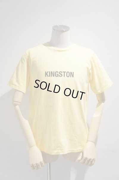 "画像2: CAL O LINE ""KINGSTON"" MAP T-SHIRT(Yellow)"