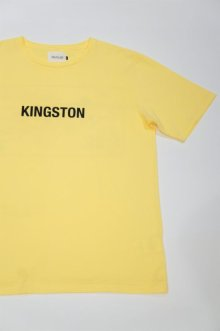 "他の写真2: CAL O LINE ""KINGSTON"" MAP T-SHIRT(Yellow)"