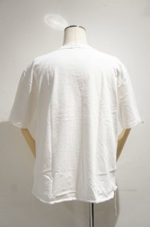 他の写真1: have a good day Loose s/s tee(White)