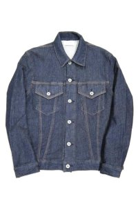 FLISTFIA Denim Jacket(Indigo)