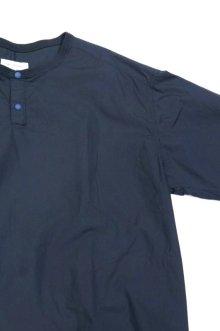 他の写真2: have a good day Pull over henry shirts(Navy)