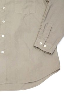 他の写真3: MANUAL ALPHABET LOOSE FIT BAND COLLAR SHIRT(GREY)
