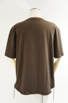 他の写真1: have a good day Loose s/s tee(Brown)