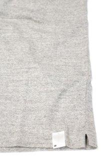 他の写真3: BETTER MID WEIGHT CREW NECK S/S T-SHIRT(GRAY MELANGE)