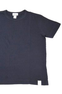 BETTER MID WEIGHT CREW NECK S/S T-SHIRT(NAVY)