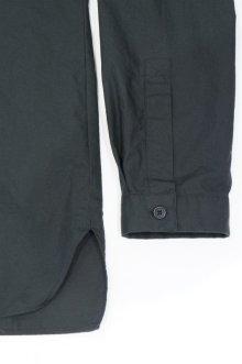 他の写真3: LOLO TYPEWRITERCLOTH STITCHLESS STAND COLLAR SHIRT(BLACK)