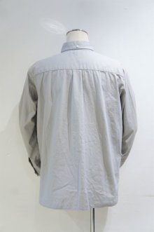 他の写真1: LOLO OX STITCHLESS B.D. SHIRT(GRAY)