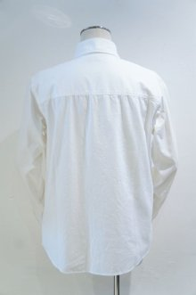 他の写真1: LOLO OX FLY FRONT SHIRT(WHITE)