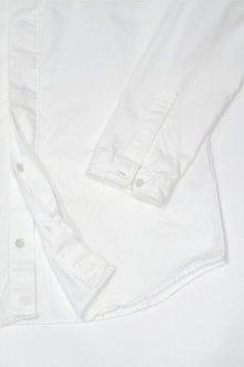 他の写真2: LOLO OX FLY FRONT SHIRT(WHITE)