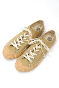 """PRAS"" SHELLCAP LOW (BEIGE/GUM)"