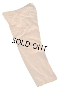 STILL BY HAND CORDUROY BAKER PANTS(UMBER)SALE!