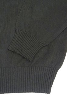他の写真3: STILL BY HAND COTTON MOCK NECK KNIT(CHARCOAL)SALE!