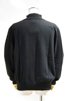 他の写真1: STILL BY HAND COTTON MOCK NECK KNIT(CHARCOAL)SALE!