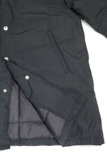 他の写真3: have a good day×NANGA Hooded down coat 130(Charcoal)