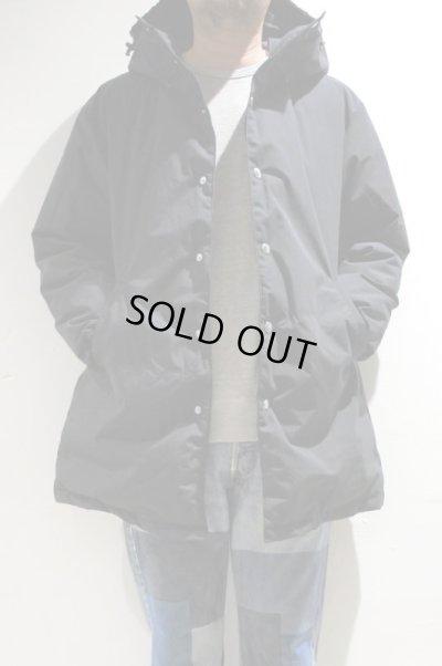 画像1: have a good day×NANGA Hooded down coat 130(Charcoal)