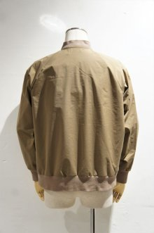 他の写真1: FLISTFIA  Flight Jacket(Mocha Beige)